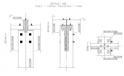 Moduri de alcatuire a nodurilor structurilor prefabricate Somaco - Moduri de alcatuire a nodurilor structurilor prefabricate