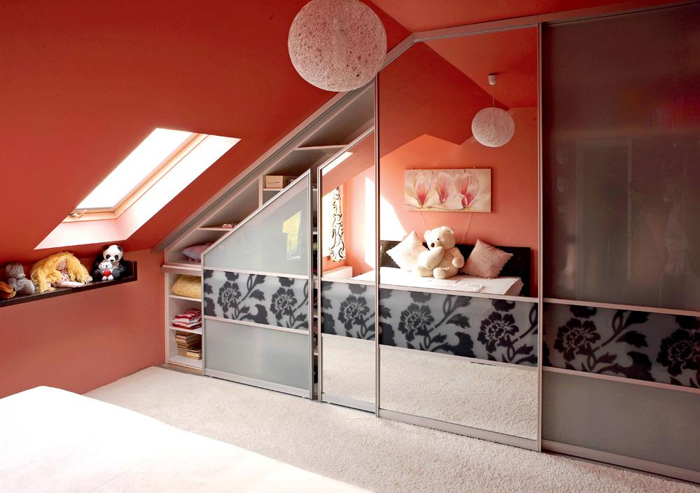 dormer storage