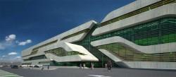Cladirea Pierrevives 4 - Pierrevives, noua cladire marca Zaha Hadid in Montpellier, Franta