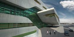 Cladirea Pierrevives 8 - Pierrevives, noua cladire marca Zaha Hadid in Montpellier, Franta