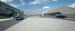 Cladirea Pierrevives 9 - Pierrevives, noua cladire marca Zaha Hadid in Montpellier, Franta