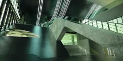 Cladirea Pierrevives 12 - Pierrevives, noua cladire marca Zaha Hadid in Montpellier, Franta