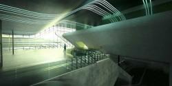 Cladirea Pierrevives 13 - Pierrevives, noua cladire marca Zaha Hadid in Montpellier, Franta
