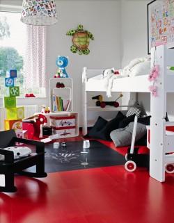 Parchet laminat pentru camera copiilor elnd1108_b1