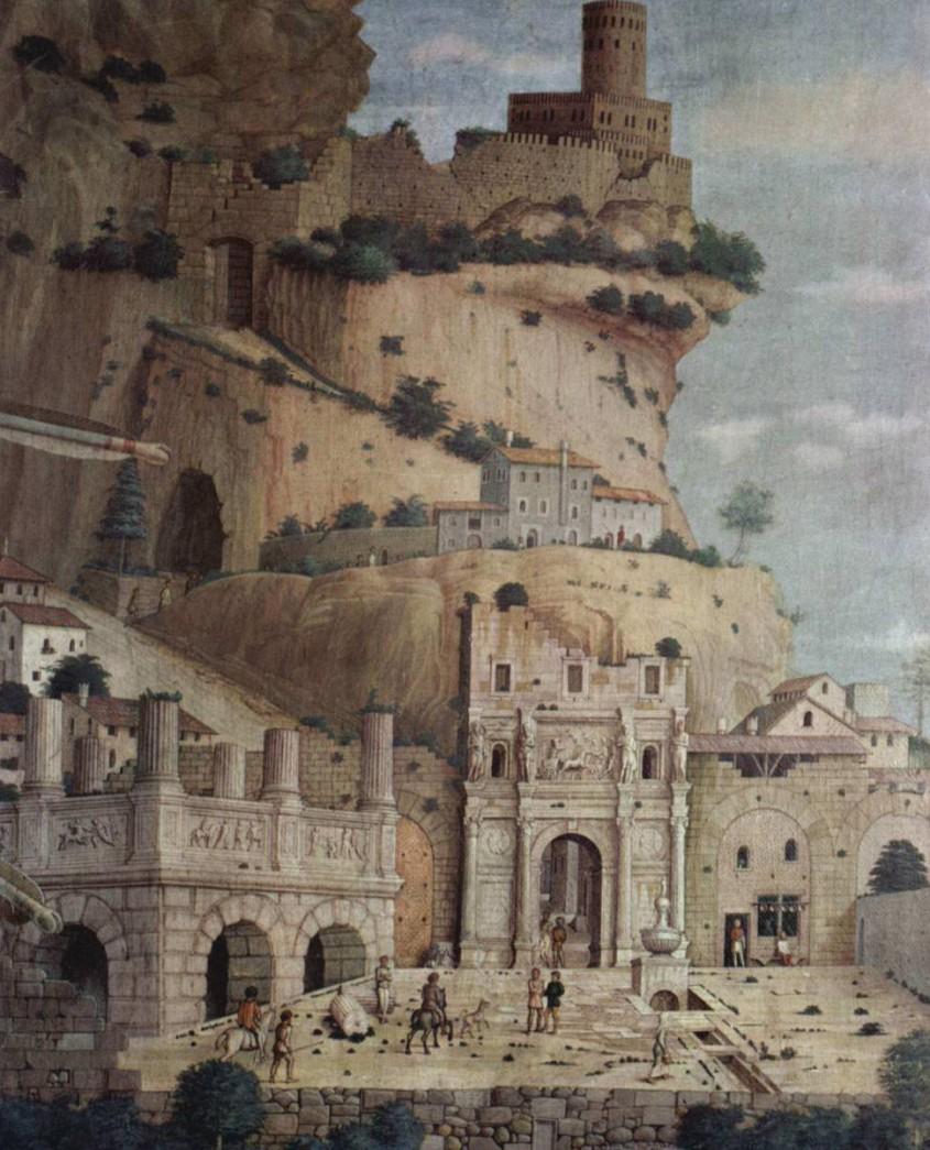 Orasele vechi adevarate comori pentru arheologi si istoria arhitecturii (foto art-wallpaper com) - Orasele vechi adevarate