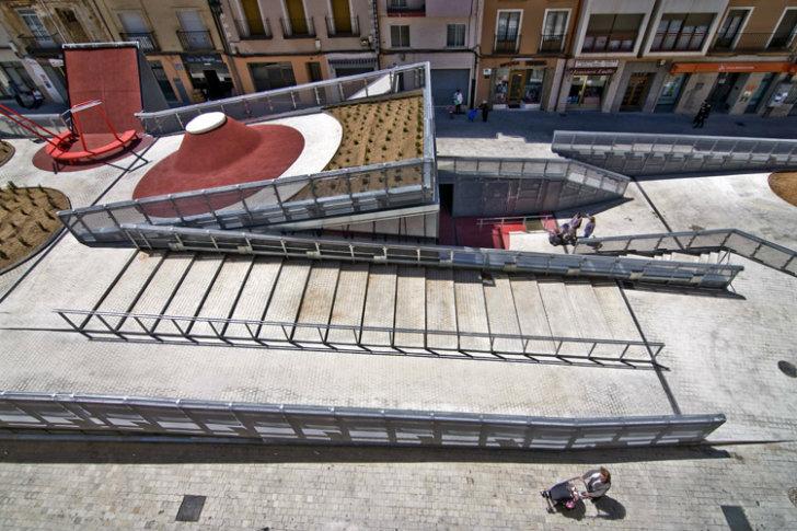 Teruel Zilla4 - Teruel - Zilla, un nou spatiu de loasir in subteran