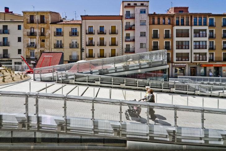 Teruel Zilla5 - Teruel - Zilla, un nou spatiu de loasir in subteran