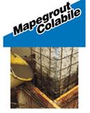 Mapegrout Colabile - Mortare de reparatii cu aplicare prin torcret in procedeu umed sau uscat pentru reparatii structurale si nestructurale