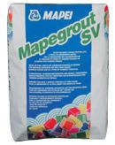 Mapegrout SV - Mortare de reparatii, cu consistenta fluida, cu aplicare prin turnare pentru reparatii structurale si nestructurale