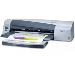 HP-Designjet-110plus - Plottere HP