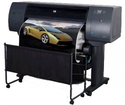 HP-Designjet-4520 - Plottere HP