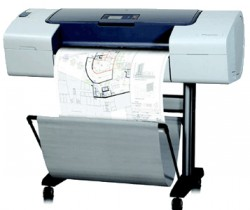 HP-Designjet-T620 - Plottere HP