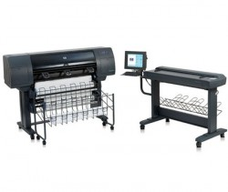 HP Designjet 4500 MFP - Scannere HP
