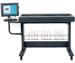 HP Designjet 4500 Scanner - Scannere HP