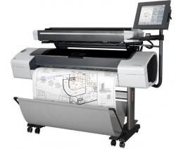 HP Designjet T1100 MFP - Scannere HP