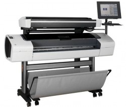 HP Designjet T1120 HD MFP - Scannere HP