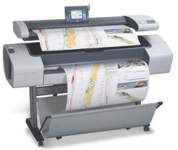 HP Designjet T1120 SD MFP - Scannere HP