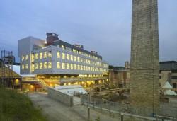 Centrul pentru Orase Verzi 1 - Veche fabrica din Toronto transformata in Centrul pentru Orase Verzi