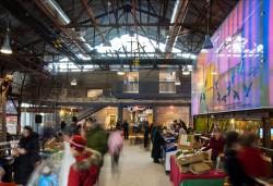 Centrul pentru Orase Verzi 8 - Veche fabrica din Toronto transformata in Centrul pentru Orase Verzi