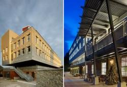 Centrul pentru Orase Verzi 9 - Veche fabrica din Toronto transformata in Centrul pentru Orase Verzi