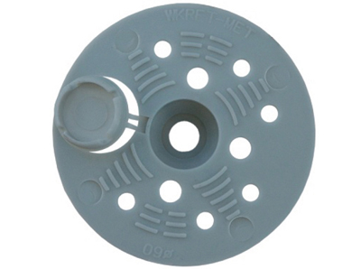 Rondela de izolatie KC cu capac - 1.Dibluri