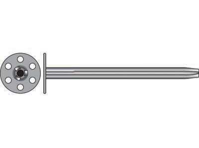 Diblu izolatie metalica ISO-M - 1.Dibluri