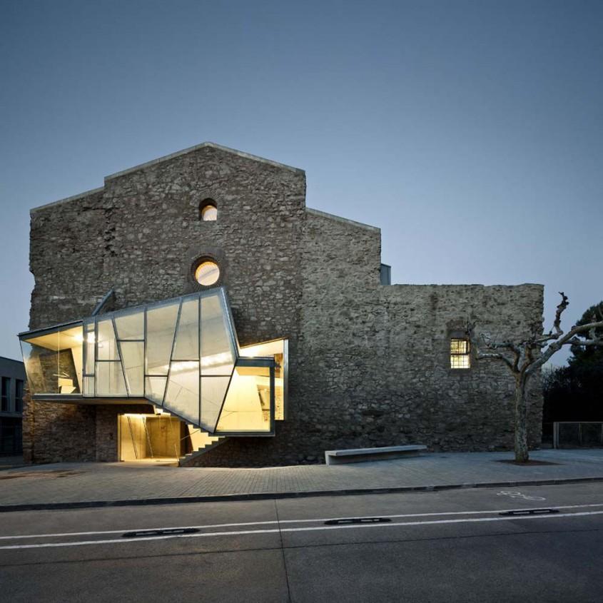 Biserica Sant Francis1 - Biserica Sant Francesc, o renovare foarte indrazneata