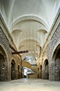 Biserica Sant Francis2 - Biserica Sant Francesc, o renovare foarte indrazneata