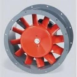 TBT - Ventilator cu carcasa din otel laminat - Ventilatoare axiale pentru tubulatura