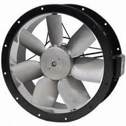 TCBT TCBB - Ventilatoare prevazute cu carcasa de protectie impotriva coroziunii - Ventilatoare axiale pentru tubulatura