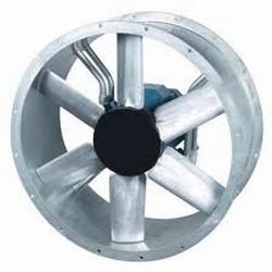 TGT - Ventilatoare cu sectiune circulara cu carcasa de protectie anticoroziune prin galvanizare la cald - Ventilatoare axiale pentru tubulatura