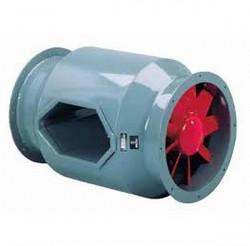 TET - Ventilatoare axiale cu sectiune circulara, bifurcate - Ventilatoare axiale pentru tubulatura