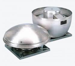 Max-Temp CTHT CTHB SI CTVT CTVB - Ventilator pentru deplasarea de volume de aer la 400°C/2h - Ventilatoare pentru acoperis