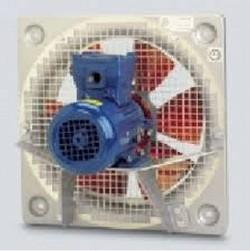 HDT HDB - Ventilatoare confectionate integral din aluminium - Ventilatoare pentru perete