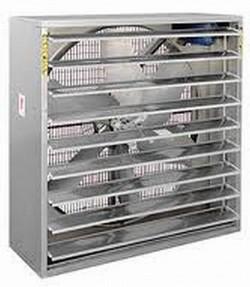 HIT-NP HIB-NP - Ventilatoare cu structura confectionata din tabla de otel galvanizat - Ventilatoare pentru perete