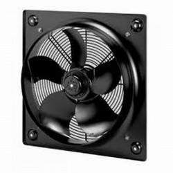 HXTR HXBR - Ventilatoare cu elice tip secera - Ventilatoare pentru perete