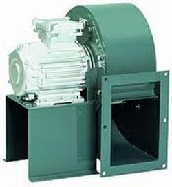 CHMT - Ventilatoare cu aspiratie unilaterala, pentru lucrul in medii cu temperaturi de 400°C/2h - Ventilatoare centrifugale tip melc
