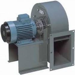 CRMT - Ventilatoare cu aspiratie unilaterala, pentru lucrul in medii cu temperaturi de 400°C/2h - Ventilatoare centrifugale tip melc