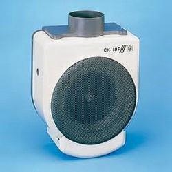Seria K din plastic - Extractoare centrifugale, din plastic ignifug - Ventilatoare extractoare pentru bucatarie