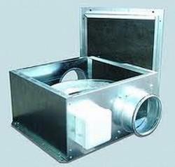 CAB-PLUS - Cabine de ventilatie etanse, fabricate din tabla de otel galvanizat - Ventilatoare in cabinet acustic