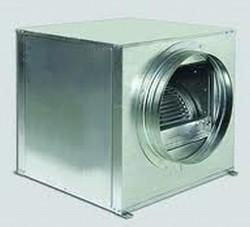 CENTRIBOX CVB CVT - Cabine de ventilatie, fabricate din tabla de otel galvanizat, cu fonoizolatie neinflamabila din spuma de melamina - Ventilatoare in cabinet acustic
