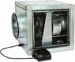 CVAB CVAT - Cabine de ventilatie etanse, fabricate din tabla de otel galvanizat - Ventilatoare in cabinet acustic