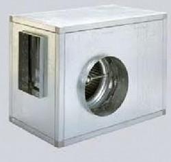 CVST - Cabine de ventilatie pentru deplasare aer in conditii de temperatura de 400°C/2h - Ventilatoare in cabinet acustic