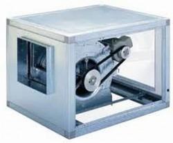 CVTT - Cabine de ventilatie fabricate din tabla de otel galvanizat - Ventilatoare in cabinet acustic