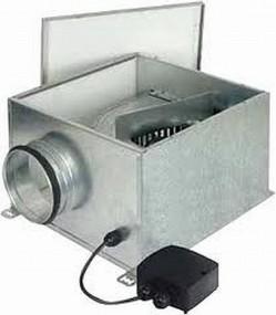SLIMBOX-CVB - Cabine de ventilatie de dimensiuni reduse - Ventilatoare in cabinet acustic