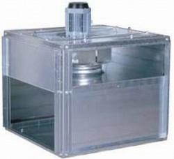 ILHT - Cutie de ventilatie in linie pentru vehicularea aerului la 400°C/2h - Ventilatoare in linie