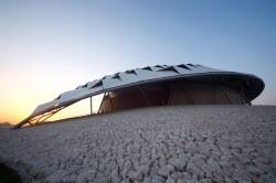 Stadion propus pentru FIFA World Cup 2022 din Qatar  - Un stadion cu o arhitectura durabila propus pentru FIFA World Cup din Qatar 2022