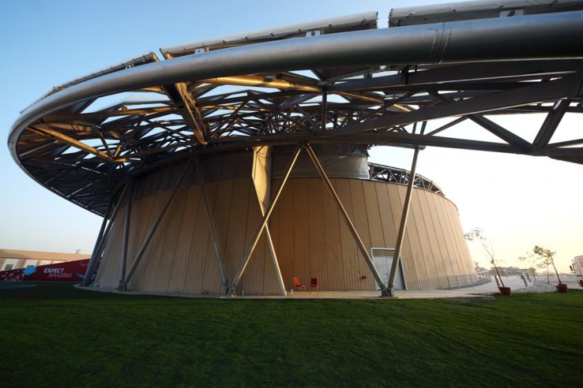 Stadion propus pentru FIFA World Cup 2022 din Qatar - Un stadion cu o arhitectura durabila