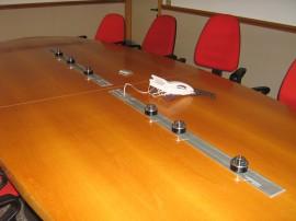 Solutii de conectare pentru sali de conferinta - Eubiq GSS System - Prize