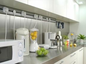 Solutii de conectare pentru bucatarii - Eubiq GSS System - Prize